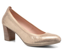 Elba Pumps in goldinbronze