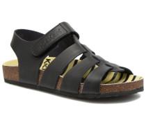 MAGINO Sandalen in schwarz