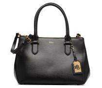 Newbury Double Zipper Shopper Handtaschen für Taschen in schwarz