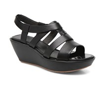 Damas K200080 Sandalen in schwarz