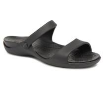 Cleo V Sandalen in schwarz