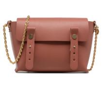 Petite Etude Cuir Handtasche in rosa
