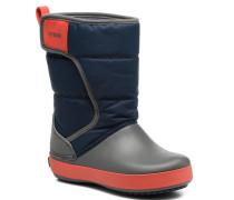 LodgPoint Snow Boot K Sportschuhe in blau