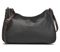 Besace grainée Handtaschen für Taschen in schwarz