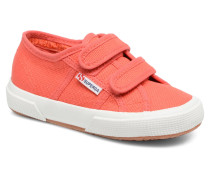 2750 J Velcro E Sneaker in rot