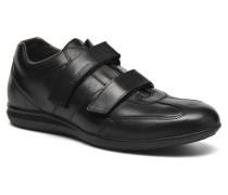 Lucky 11 Sneaker in schwarz
