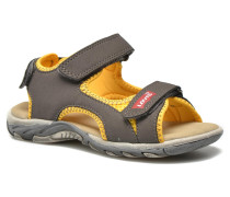 SANDO Sandalen in grau