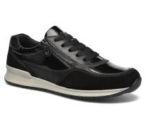 Helsinki Sneaker in schwarz