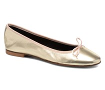 Luna Ballerinas in goldinbronze