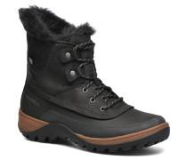 Sylva Mid Lace Waterproof Stiefeletten & Boots in schwarz