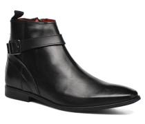 Albert Stiefeletten & Boots in schwarz