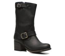Vera Short Stiefeletten & Boots in schwarz