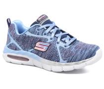 AirAppeal Glitztastic Sneaker in blau