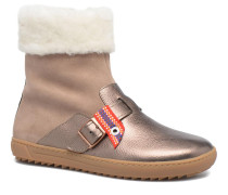 Stirling Sheepskin Stiefel in beige
