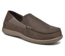 Santa Cruz 2 Luxe Leather M Slipper in braun