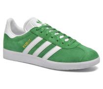 Gazelle Sneaker in grün