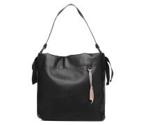 Ava Hobo Handtaschen für Taschen in schwarz