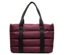 TASMIN BELLA Cabas Handtasche in lila