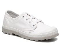 Oxford lite kid Sneaker in weiß