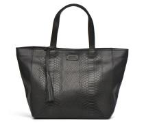 CABAS PARISIEN M Cuir imprimé Handtaschen für Taschen in schwarz