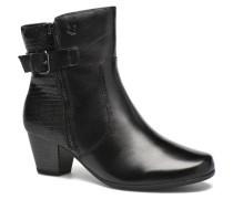 Dora Bootie Stiefeletten & Boots in schwarz