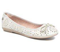 Almudena Ballerinas in weiß