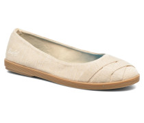 Glo2 Ballerinas in beige