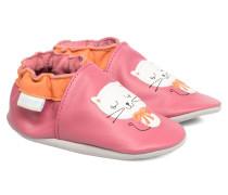 Kitty Kat Hausschuhe in rosa