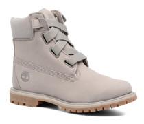 6in Premium Boot W Stiefeletten & Boots in grau