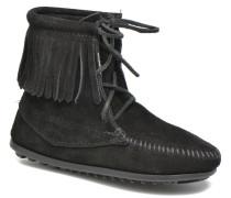 Tramper Bt E Stiefeletten & Boots in schwarz