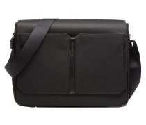 Messenger Cuir Audacieux Herrentaschen für Taschen in schwarz