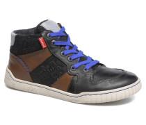 Wazabi Sneaker in schwarz