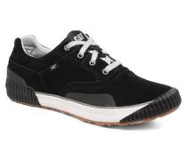 Retrace Sneaker in schwarz