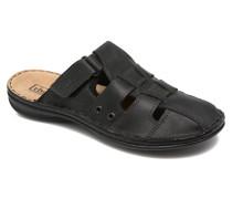 Bassoa Sandalen in schwarz