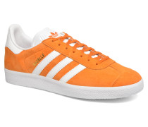 Gazelle Sneaker in orange