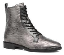 Bree Nappa Stiefeletten & Boots in schwarz