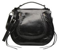 Vanity Saddle bag Handtaschen für Taschen in schwarz