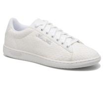 Arthur Ashe Woven Sneaker in weiß