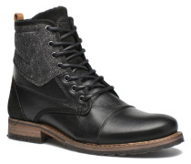 Samuel Stiefeletten & Boots in schwarz