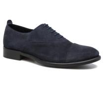 Delloni Schnürschuhe in blau