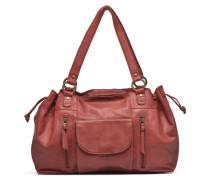 PIHANNA Leather bag Handtaschen für Taschen in weinrot