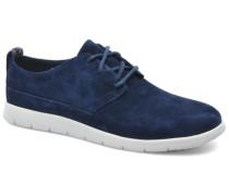 Bowmore Schnürschuhe in blau