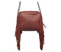 GIULIA Handtaschen für Taschen in weinrot