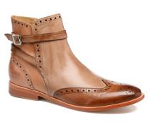 Amelie 11 Stiefeletten & Boots in braun