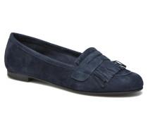 Frangy Slipper in blau