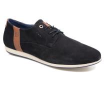 Wadden Sneaker in schwarz