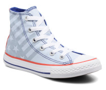 Chuck Taylor All Star Hi Sneaker in blau