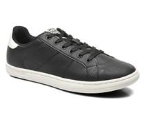 JJ Brooklyn Pu Sneaker in schwarz