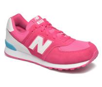 KL574 Jr Sneaker in rosa