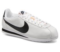 Classic Cortez Prem W Sneaker in weiß